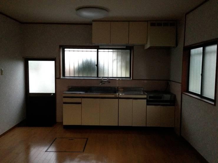 ダイニングキッチン(ビフォー)2: SKY Lab 関谷建築研究所が手掛けたです。