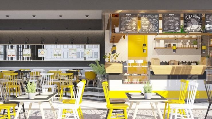 FARGO DESIGNS – CONCEPT CAFE:  tarz Yeme & İçme