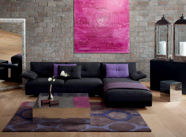 Thalis: moderne Wohnzimmer von Zimmermanns Kreatives Wohnen