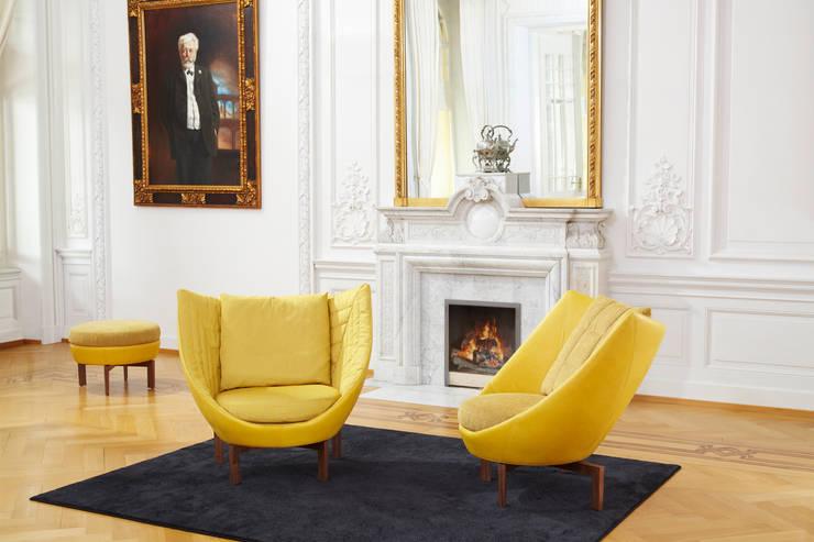 Hera:  Wohnzimmer von Zimmermanns Kreatives Wohnen