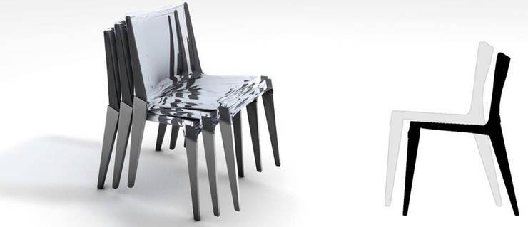 aqua: Salon de style  par Vincent Blouin