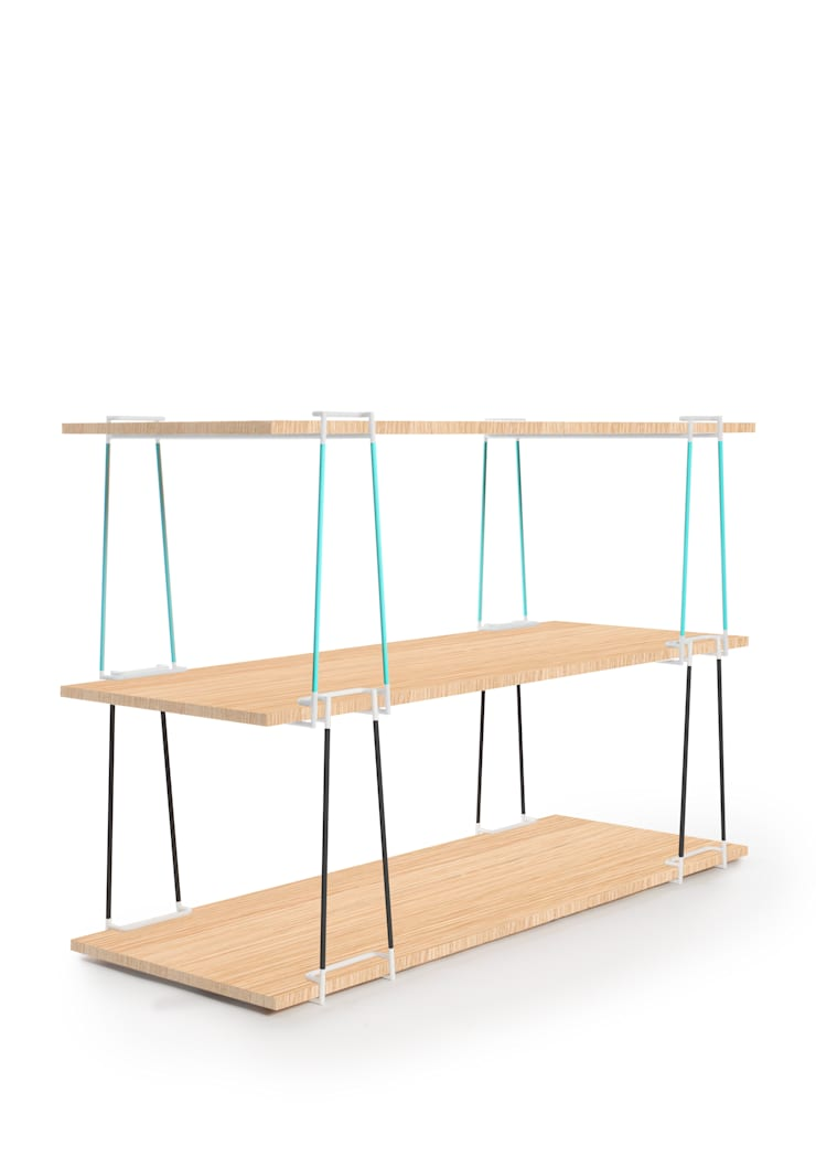 Do It Your Shelf: Maison de style  par Nicolas Le Nocher