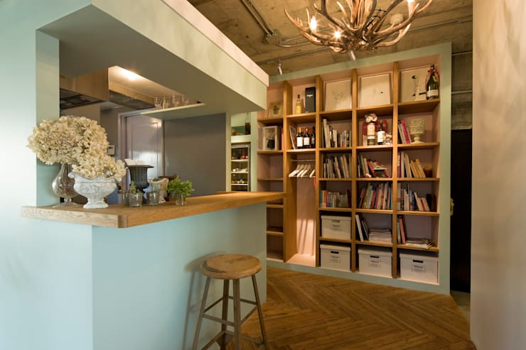 DESKA: case.work.が手掛けたオフィススペース&店です。