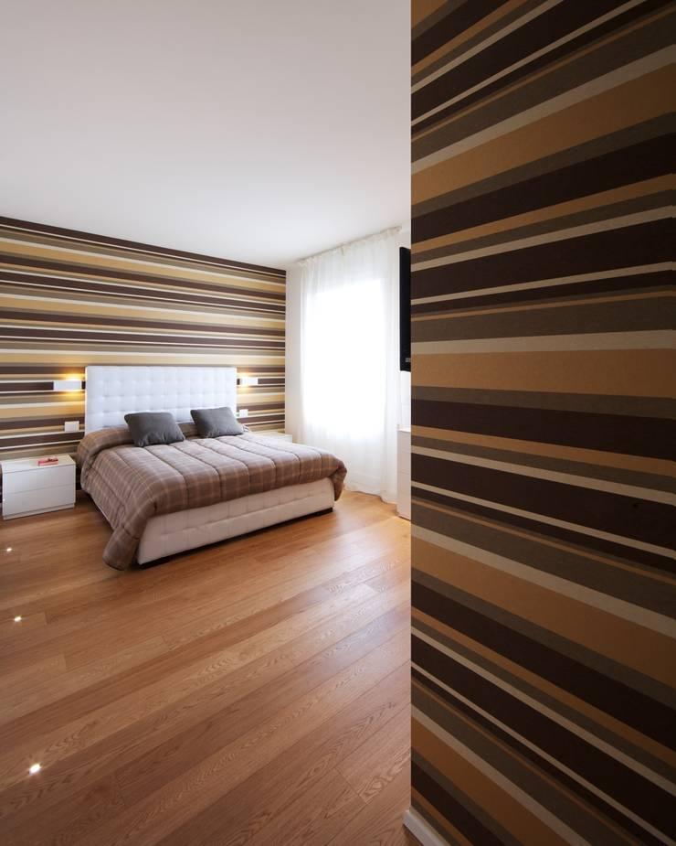 Casa Paoli:  in stile  di Sammarro Architecture Studio, Moderno