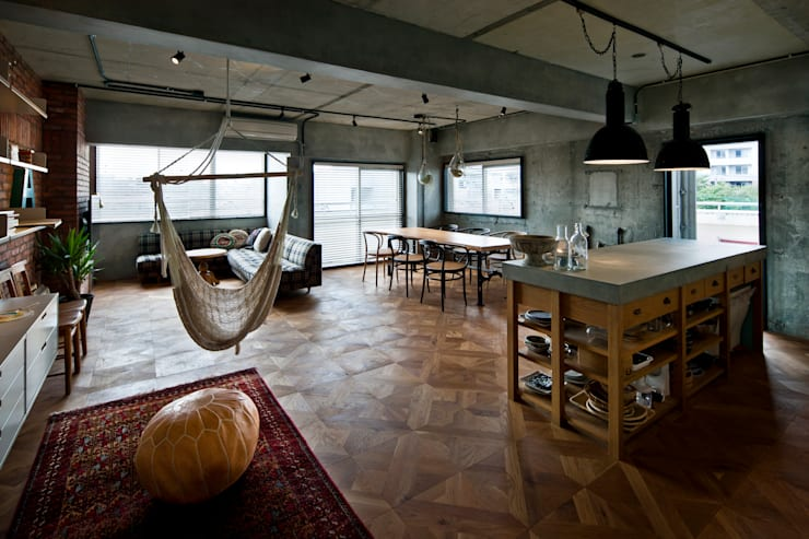 case.work. office: case.work.が手掛けたオフィススペース&店です。