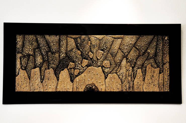 Volcan – 2014: Art de style  par Création LR - LR Galerie