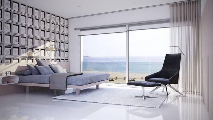 Quartos  por Gramil Interiorismo II - Decoradores y diseñadores de interiores