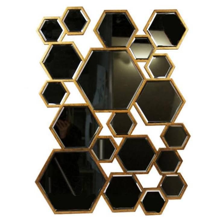 Diamond mirror:  de style  par domedeco