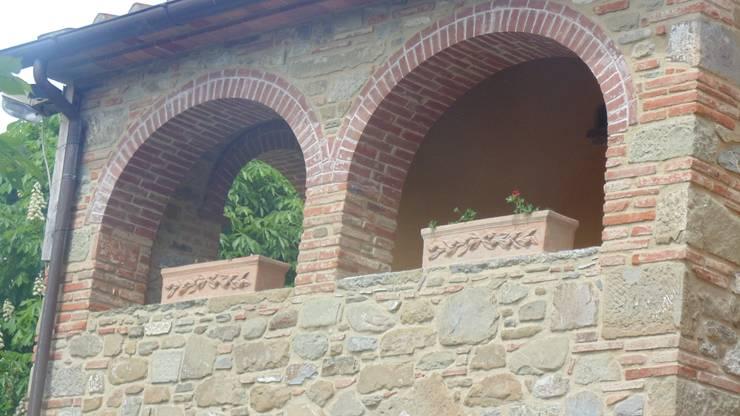 Jardín de estilo  por Cotto vadi
