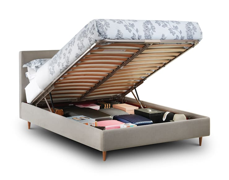 Bedroom تنفيذ THE STORAGE BED