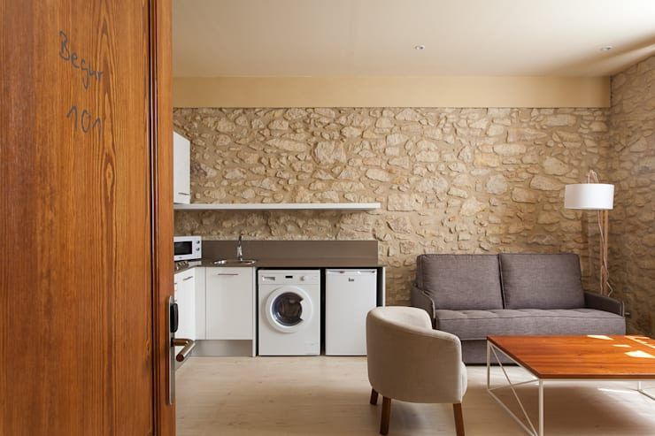 Begur 1: Hoteles de estilo  de Gramil Interiorismo II