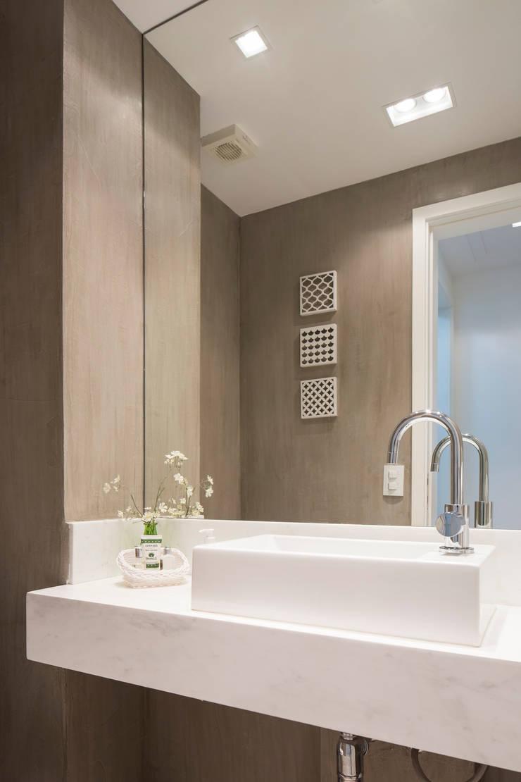 Lavabo: Banheiros  por ArkDek