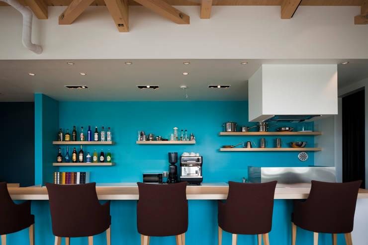 HARU CAFFE: case.work.が手掛けたオフィススペース&店です。