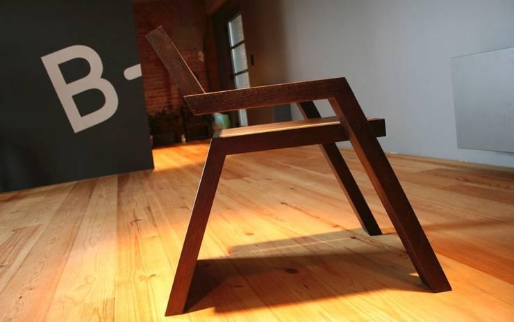 ChairWood :  de style  par BE-DESIGN