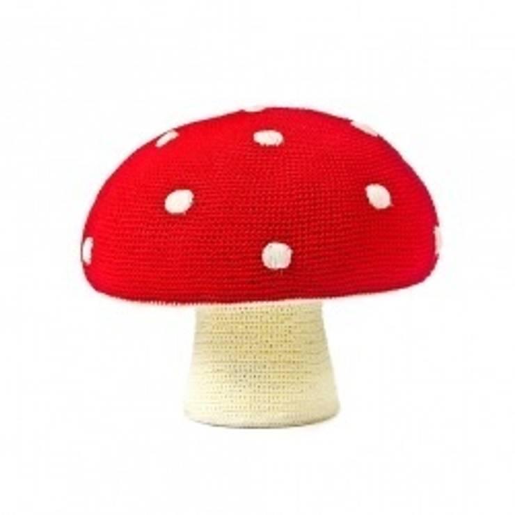 champignons tricot:  de style  par anne claire petit
