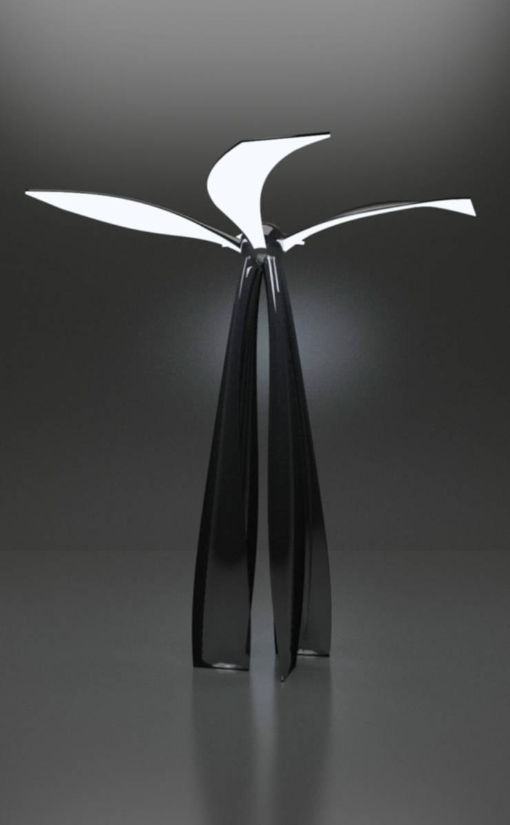 Helios: Bureau de style  par Gaël Barnabé