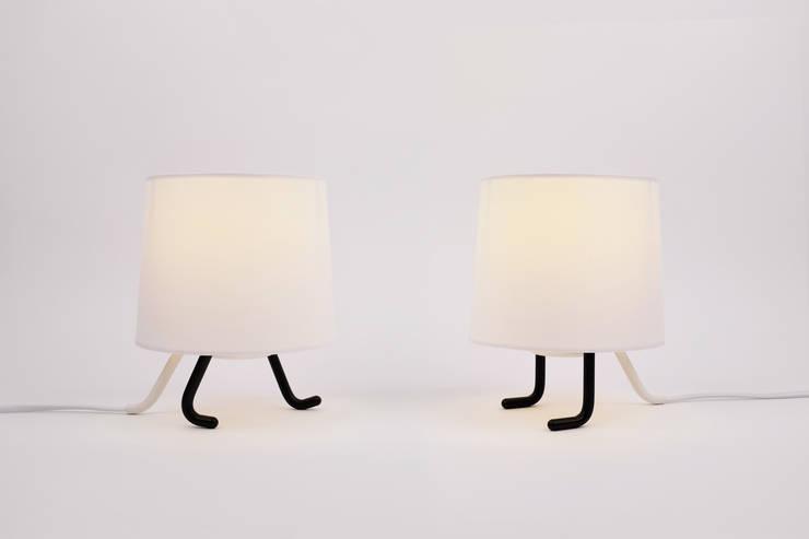 Lamp Identity: d-rising의 현대 ,모던
