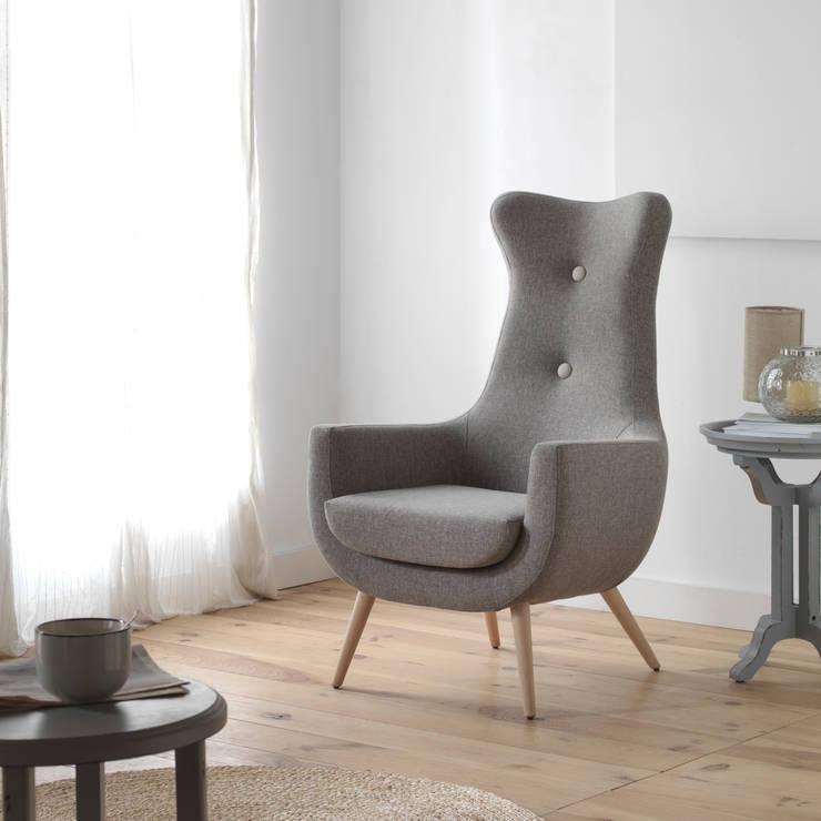 EROS: Salones de estilo  de Gallega Design