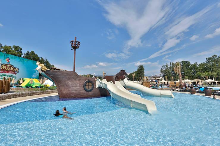 Palmiye Peyzaj Mimarlık – TORTUGA KORSAN TEMALI SU PARKI, 'ATLANTIQUE HOLIDAY CLUB:  tarz Oteller