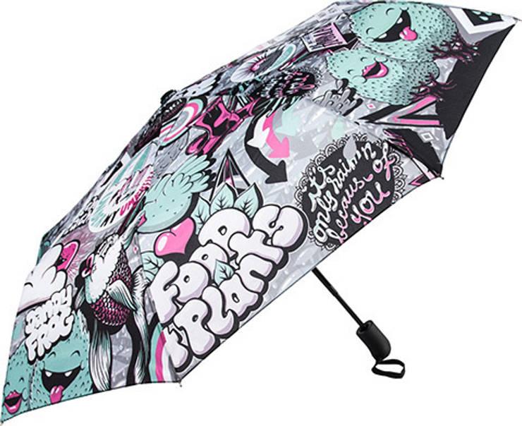 PARAPLUIE AUTOMATIQUE DOUBLE RAINBOW:  de style  par dandy-frog.com