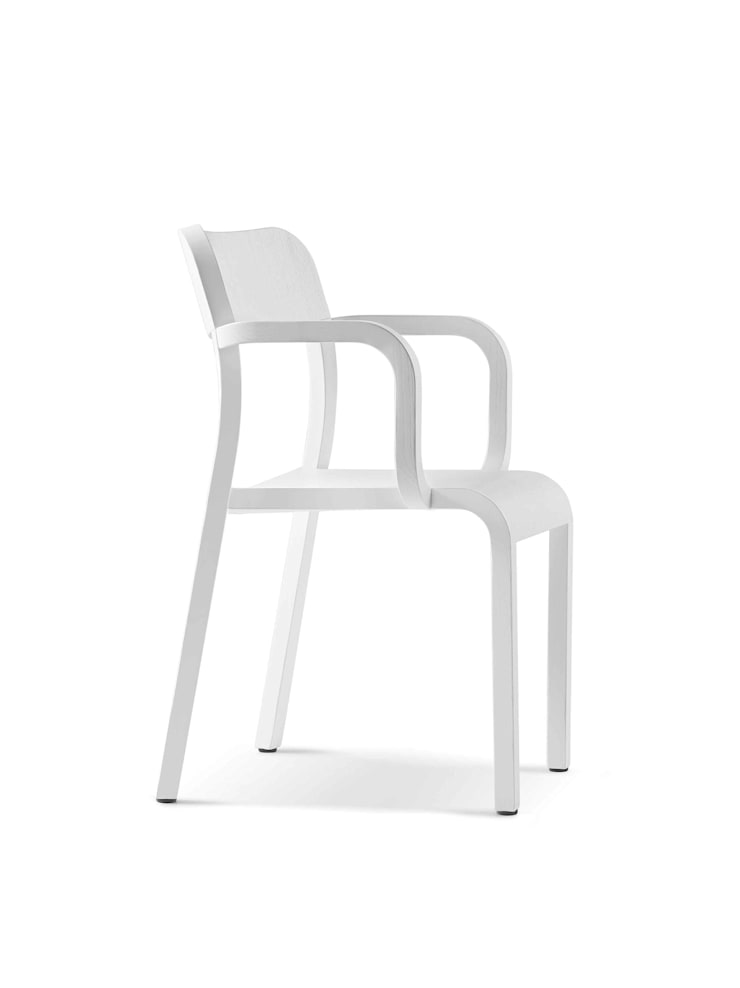 BLOCCO CHAIR / ARMCHAIR / STOOL:  in stile  di Plank,