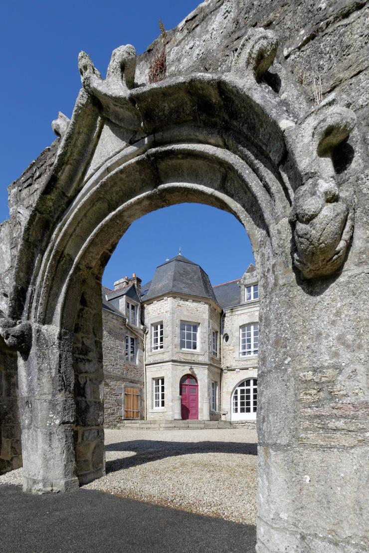 Manoir du Cleuyou:   von architektur-photos.de,Klassisch