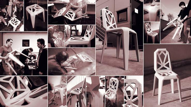 Witness: Salon de style  par Arthur Glain