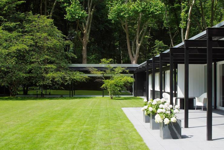 Bungalow:  Häuser von architektur-photos.de,