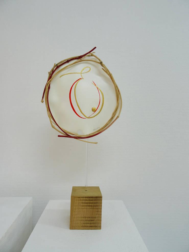 Petite bulle: Art de style  par Sophie Théodose - Enlumineur contemporain