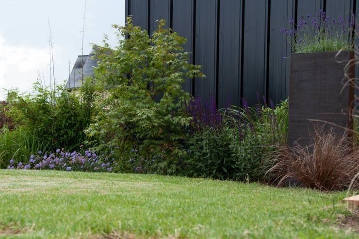 Entre ciel et terre: Jardin de style de style Moderne par anne-mie aerts