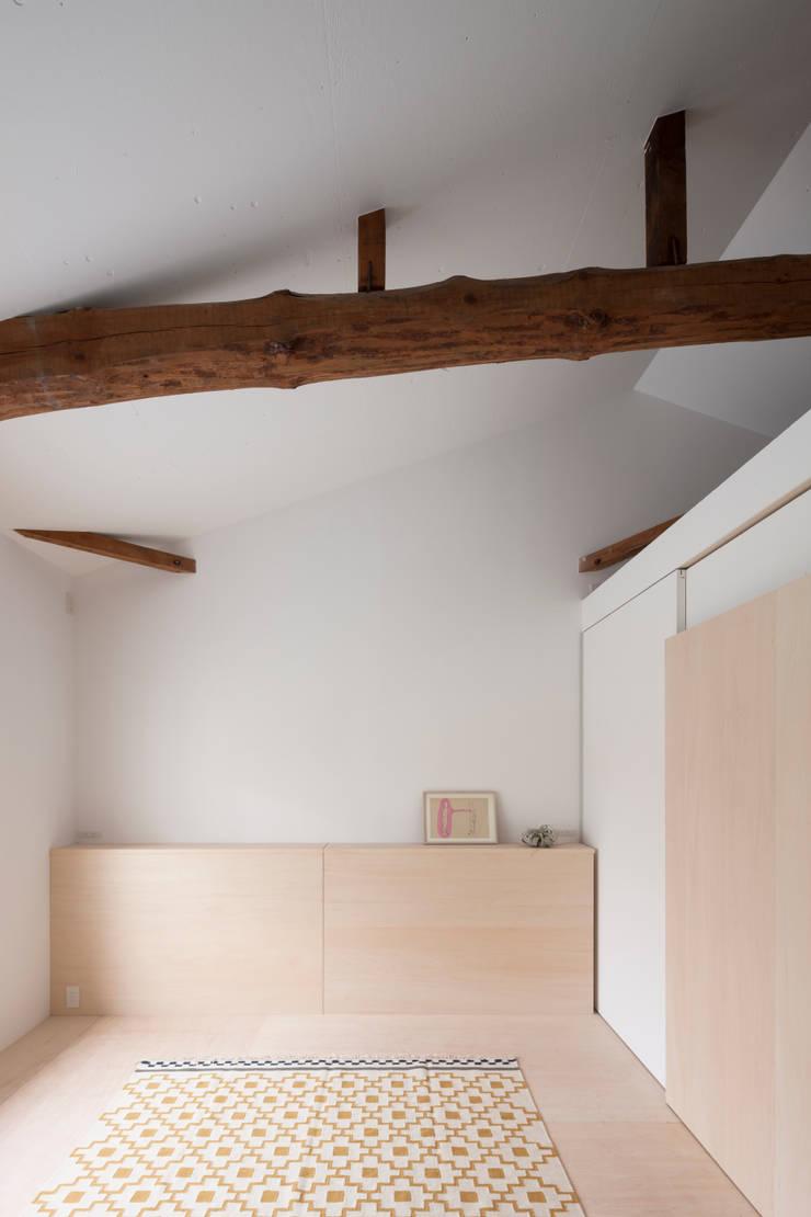紫竹の住居: SHIMPEI ODA ARCHITECT'S OFFICEが手掛けたです。