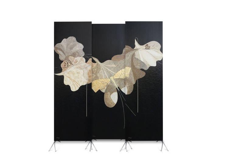 Papillon et abstrait: Art de style  par E ET B LOESCH PORTHEAULT
