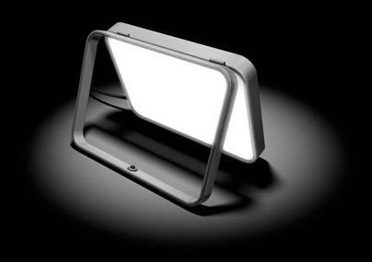 Lampe Hatch: Bureau de style  par  Marc SICARD