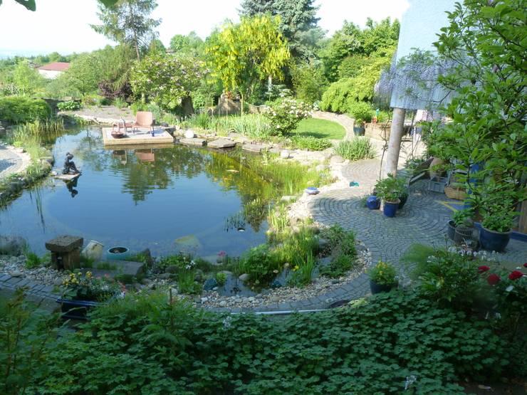 Jardines de estilo  por Gärten für Auge und Seele