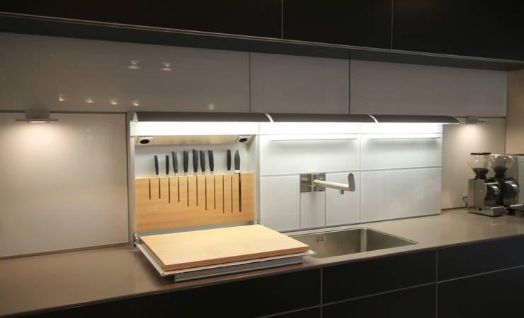 Arbeitsplatte:  Küche von eswerderaum