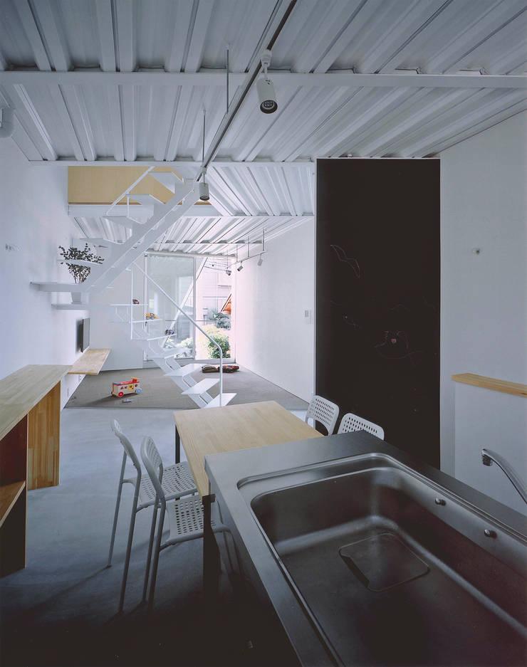 尾張旭の家: 榊原節子建築研究所が手掛けた家です。