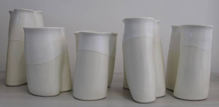 """Vases """"Ecume"""": Salon de style  par lecoq.f"""