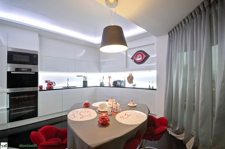 Kitchen by studiodonizelli