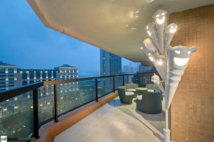 Terrace by studiodonizelli