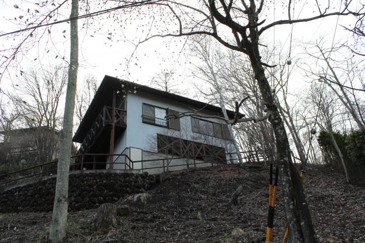 改修前の外観 の 一級建築士事務所 アトリエ カムイ