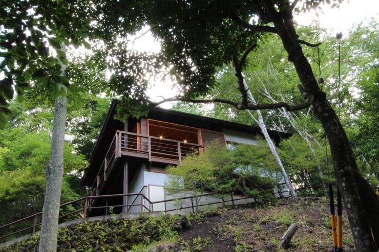 改修後の外観 の 一級建築士事務所 アトリエ カムイ