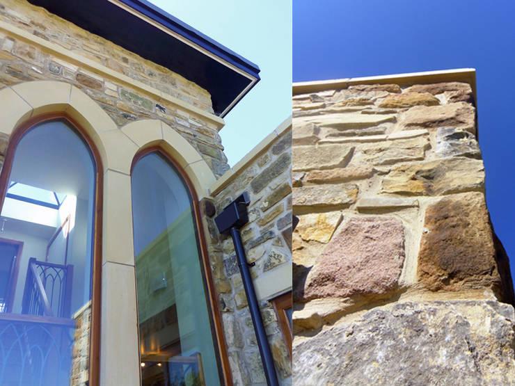 Fenster von Robin Ashley Architects