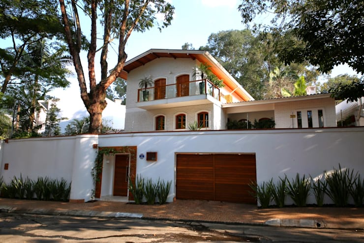 Casas de estilo  por MeyerCortez arquitetura & design