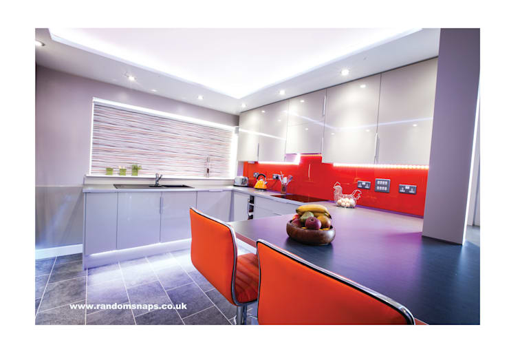 Kitchen Project:  Kitchen by 2A Design