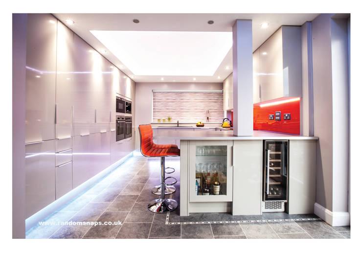 moderne Keuken door 2A Design