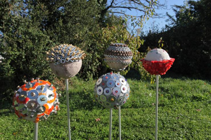 Fleurs étranges: Art de style  par GERDA JACOBS
