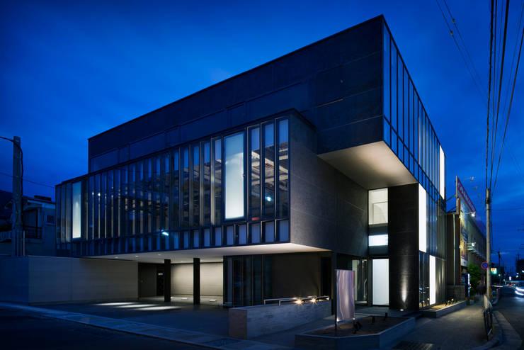 Y's bld: 設計組織DNAが手掛けた窓です。