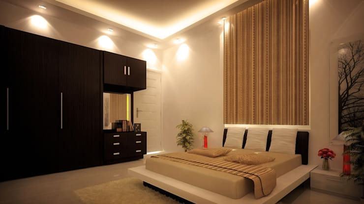 Residential Interiors:   by MRN Associates