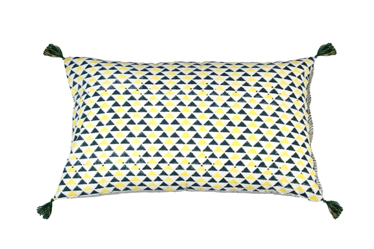 BIG CUSHION - GWENN JAUNE:  de style  par contact175