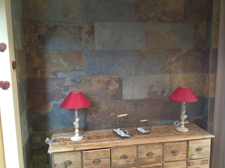 Walls by Design Pierres Naturelles